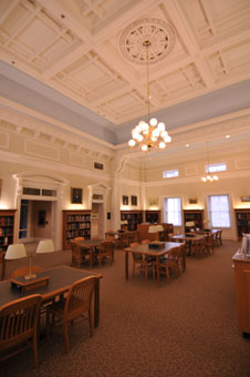 Calvin M. McClung Historical Collection Reading Room